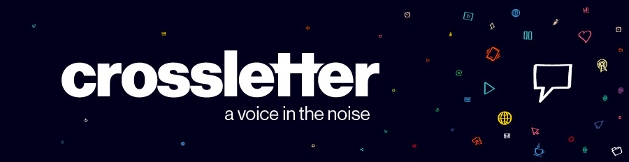 crossletter - a voice in the noise